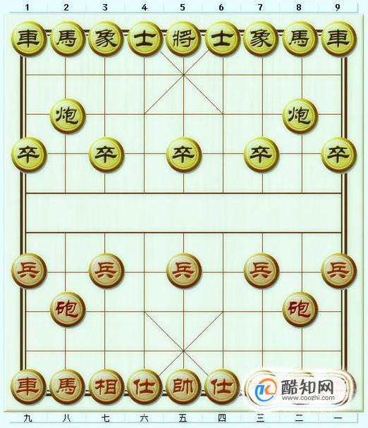 中国象棋残局妙杀--单马捉单士