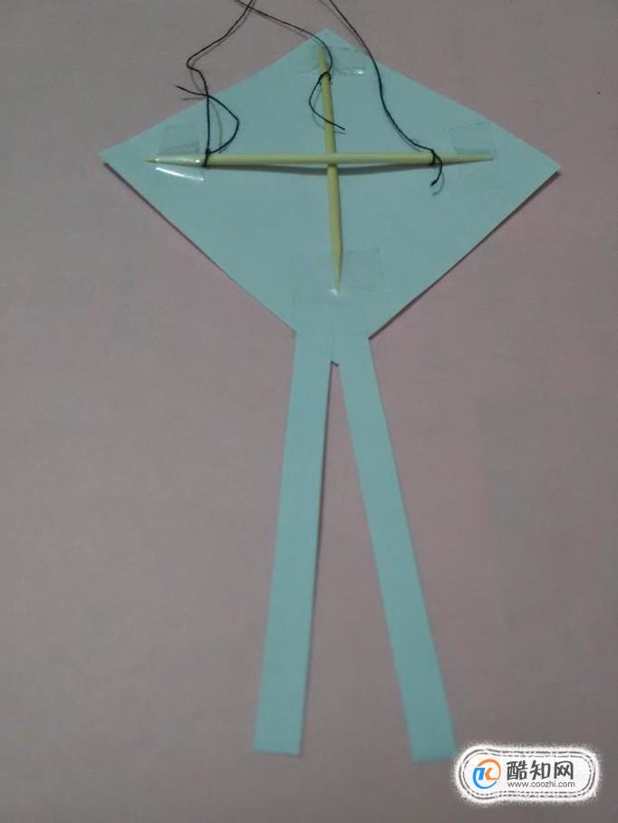 手工风筝的制作方法