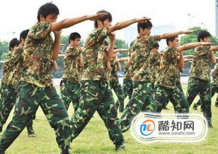 高中生軍訓要注意些什么