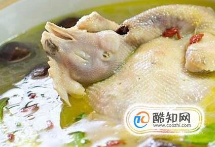 养胃靓汤:猴头菇煲鸡汤