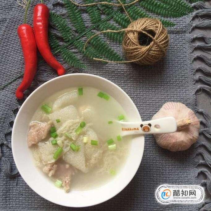 如何做竹蓀瘦肉湯好喝?