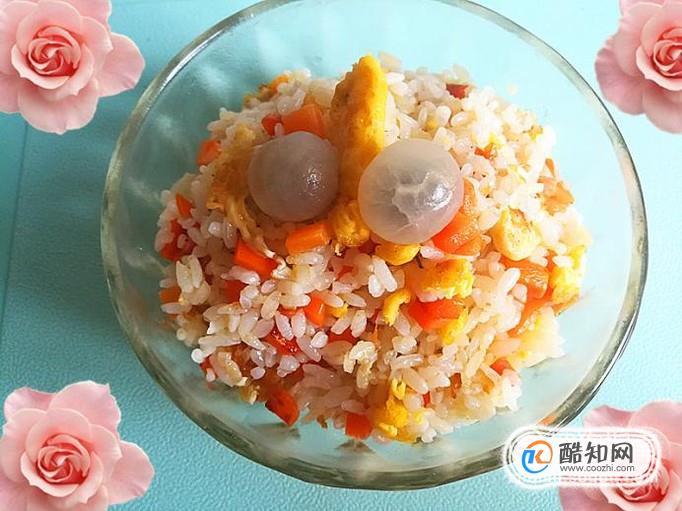怎么做炒米飯營養好吃