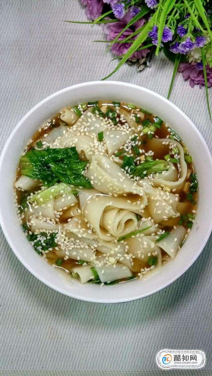 怎样做美味的酸汤面条?