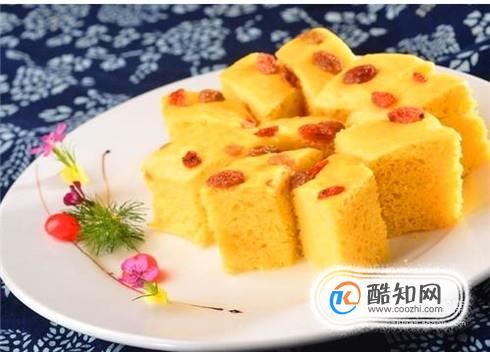 电饭锅做玉米发糕