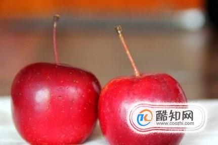 海棠果的作用及食用禁忌