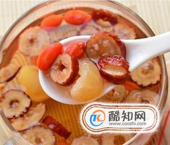 红枣枸杞桂圆茶功效