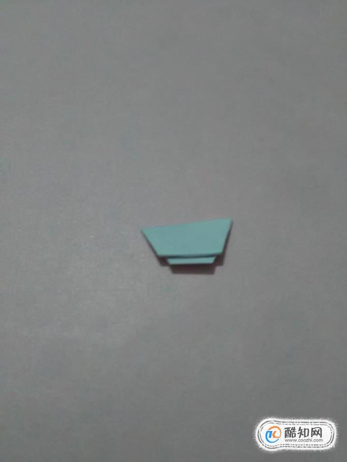 小碗用紙怎么折
