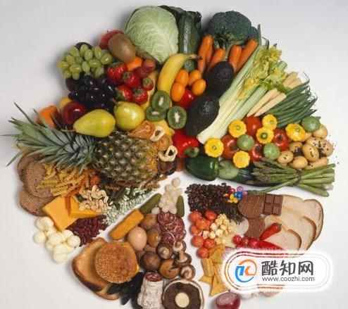食物可以分为哪几种类型?