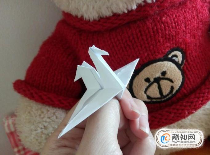 手工折纸最全图文教程:纸鹤
