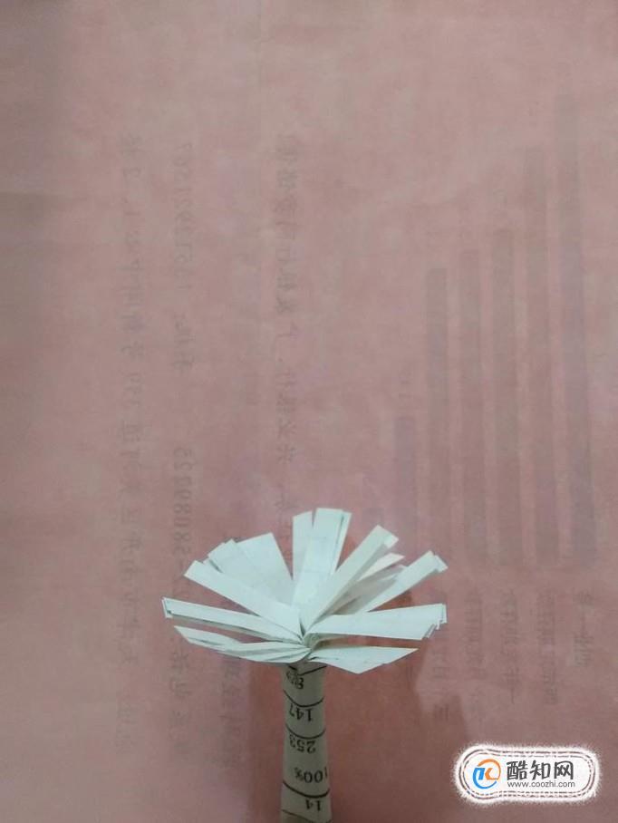 手工制作纸艺花