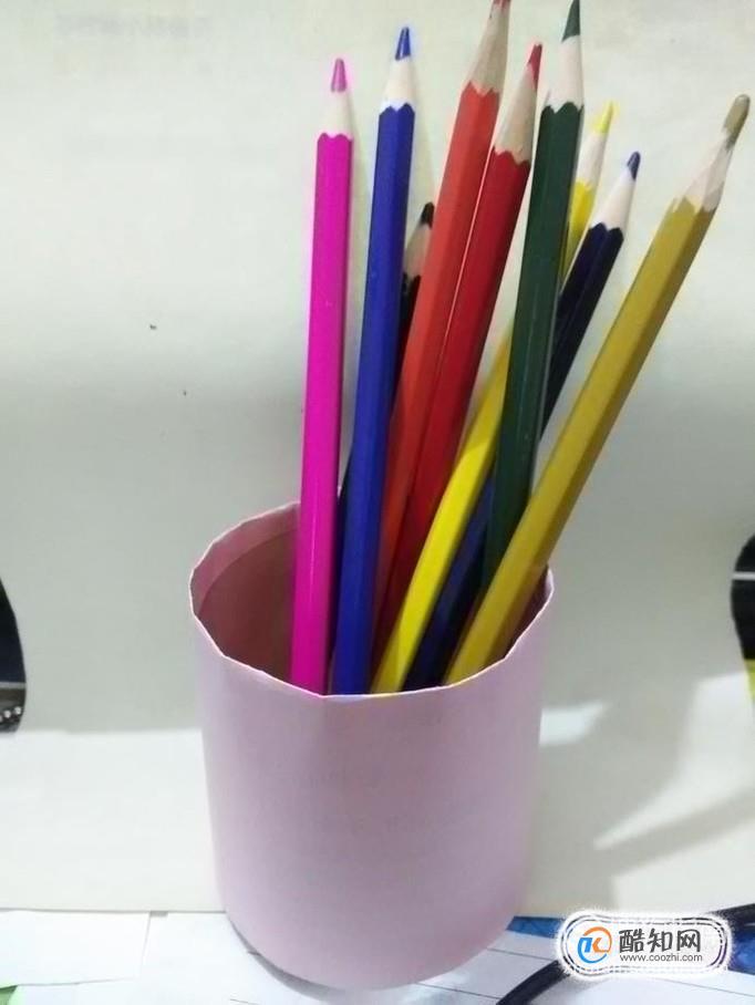 怎样用纯净水瓶制作笔筒