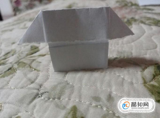 怎么用纸折小房子