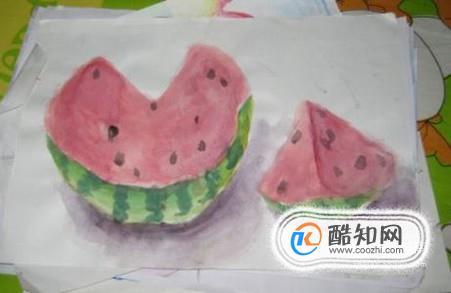 如何教小孩学画画