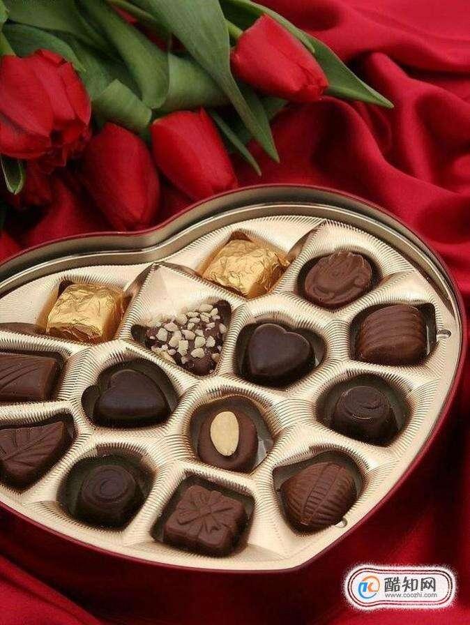 吃巧克力的六种好处