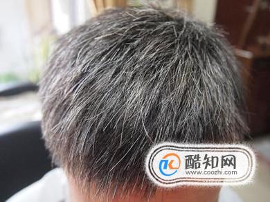 天然染发的方法