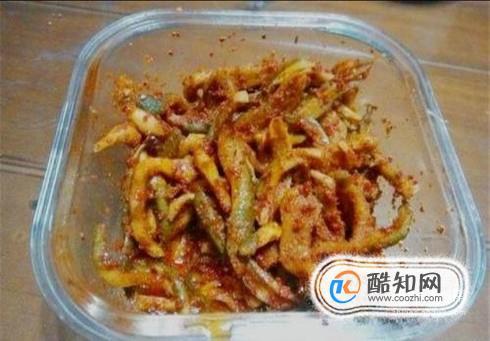 綠蘿卜咸菜的腌制方法