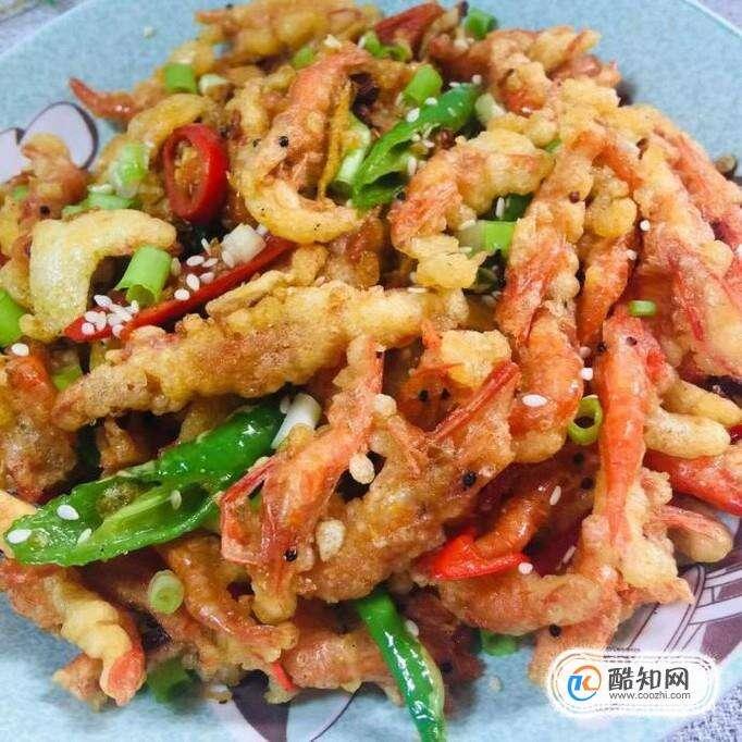 如何做香酥河虾才好吃?