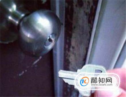 钥匙断在锁里了怎么办