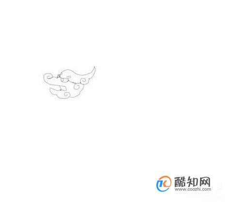如何画中国龙,铅笔画麒麟教程
