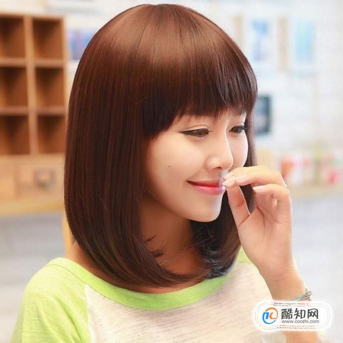 适合脸小的女生的发型