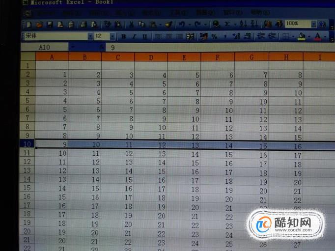 Excel怎么拖动整行和整列及其行列错位处理