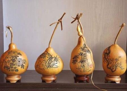 葫芦在家居风水里有什么作用?该放在什么位置?