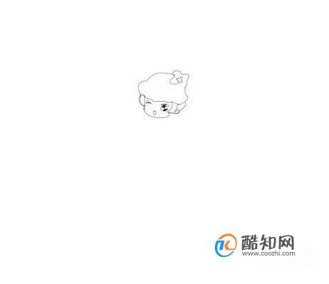 简笔画怎么画网红表情王思聪吃热狗