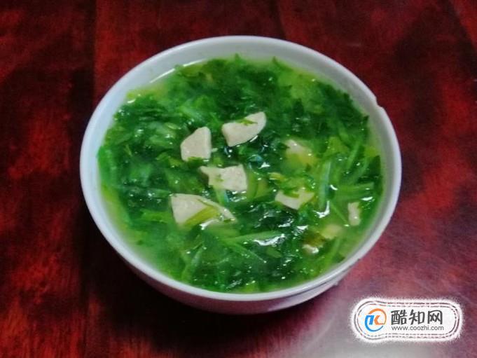 怎样做芹菜叶子萝卜豆腐汤?