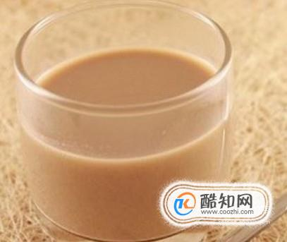 正宗蒙古咸味奶茶的做法