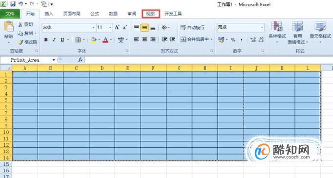 excel表格转pdf 内容不全怎么办