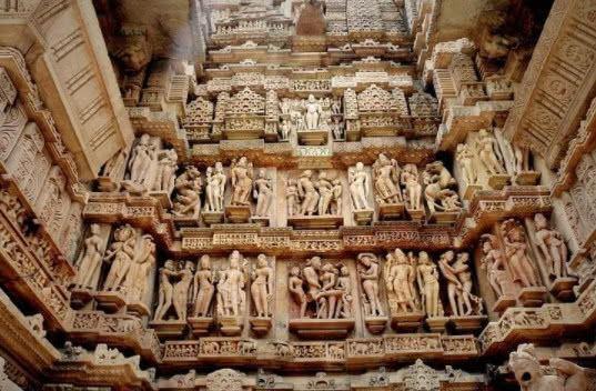 尼泊尔著名的性庙,为何会雕塑少儿不宜的内容?