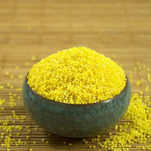 小米除了熬粥还有其它做法吗?小米蒸小丸子味道怎么样