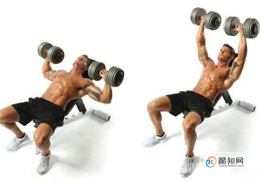 胸肌上部怎么练饱满,胸肌上部练饱满的技巧
