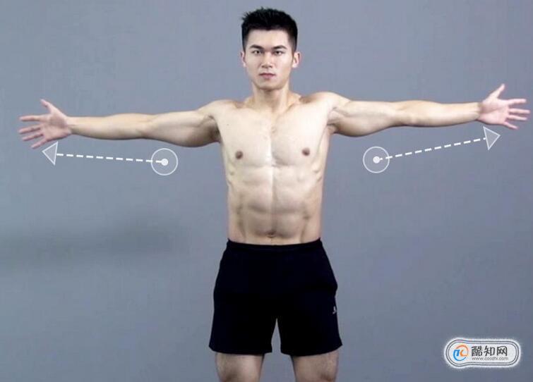 胸部肌肉怎么拉伸動作圖解,胸部肌肉拉伸要注意什么