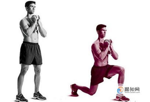 箭步蹲锻炼的注意事项,箭步蹲一周练几次好