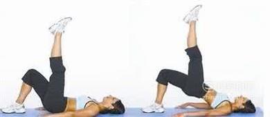 普通人的瘦臀运动方法