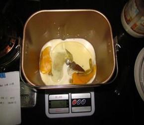 面包机做面包详细步骤,图文演示及方法