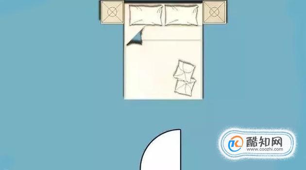 卧室床摆放有考究,几种隐讳摆法要制止