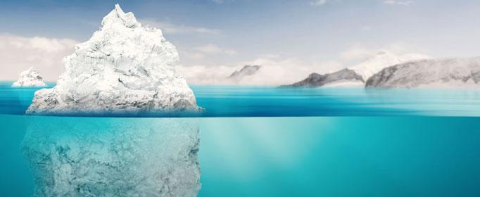 什么是冰山理论?