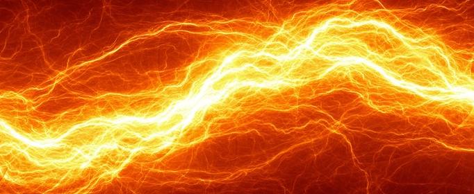 雷电的电压是多少伏?