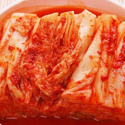 韓國泡菜就是辣白菜嗎?