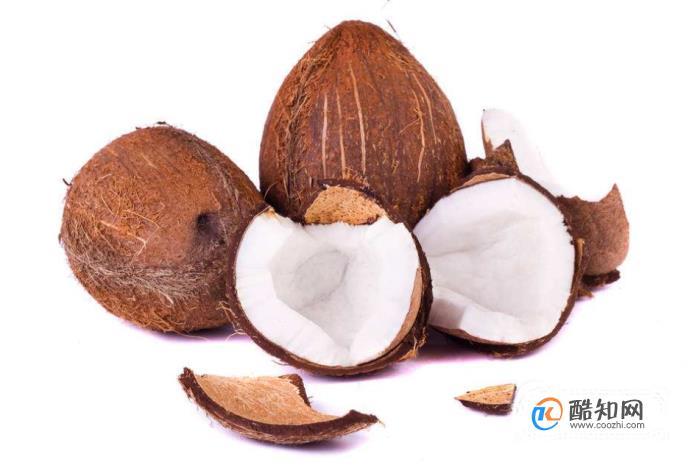椰子肉的吃法