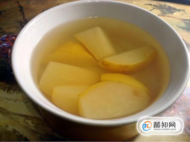 吃梨的健康吃法