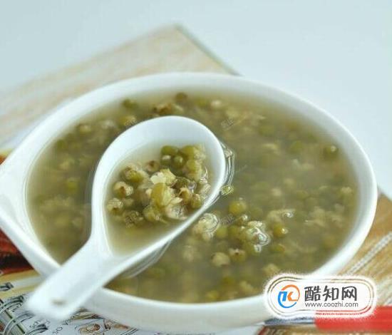 绿豆汤的饮食禁忌