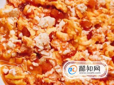 西红柿炒鸡蛋的美味做法