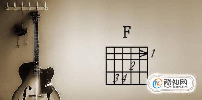 新手自学吉他如何快速攻破F和弦大横按