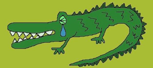 鳄鱼的眼泪是什么意思?