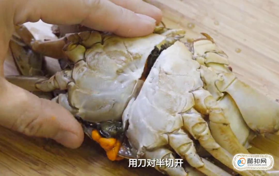怎么做廈門煎蟹?
