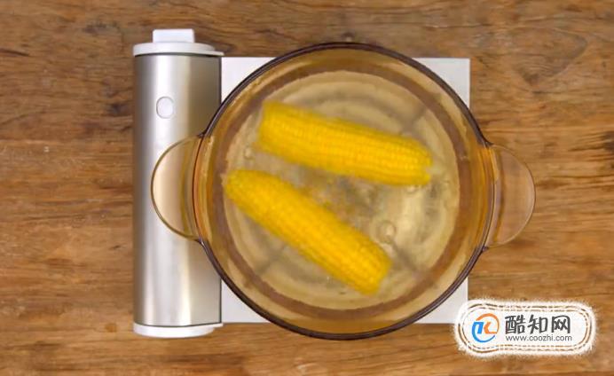 金沙玉米怎么做?