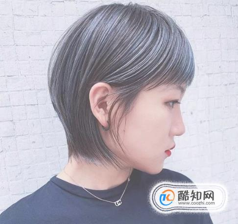 女生短发发型大全